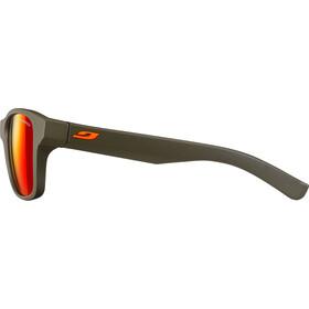 Julbo Reach Spectron 3CF Sunglasses Junior 6-10Y Army-Multilayer Red